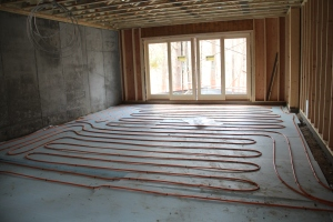 The will be the basement great room!