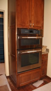 Oven and microwave!  Finally going to have double ovens (other is in range)