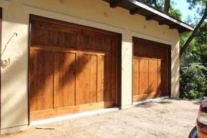 Garage doors!