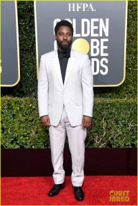 John David Washington: Denzel, teach your boy about fit -- and ironing I