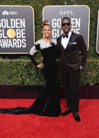 Ryan Michelle Bathe and Sterling K Brown: so cool