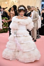 Joan Collins is so camp she came as herself from Dynasty