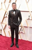 Omar Sharif Jr: only Omar's offspring could make a brown tux cool